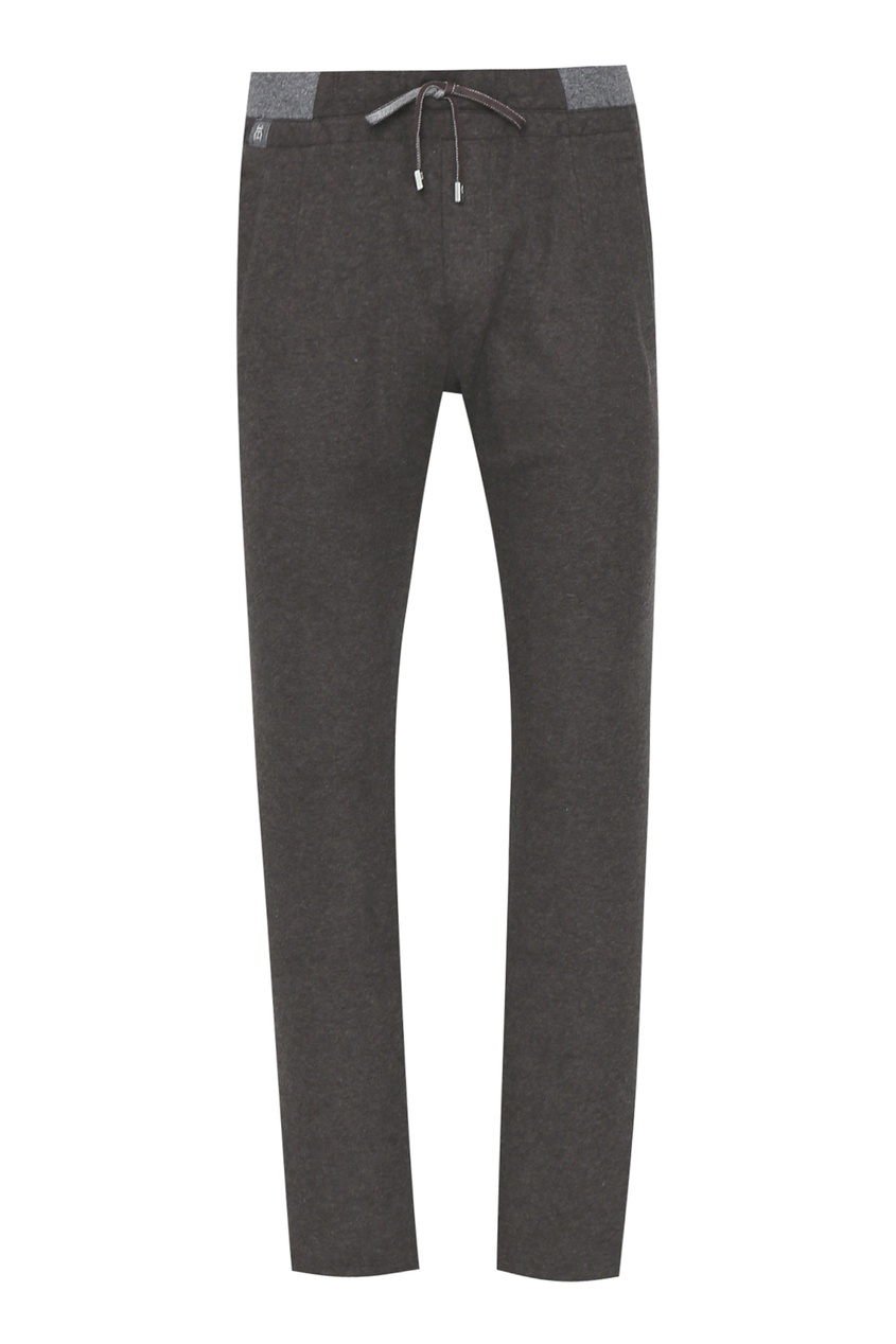 мужские брюки capobianco, коричневые