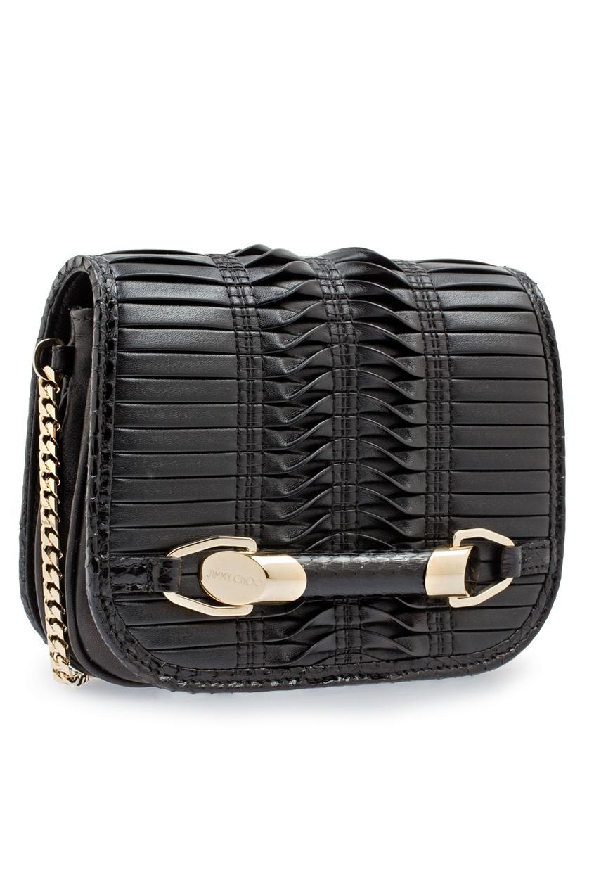 Кожаная сумка Zadie