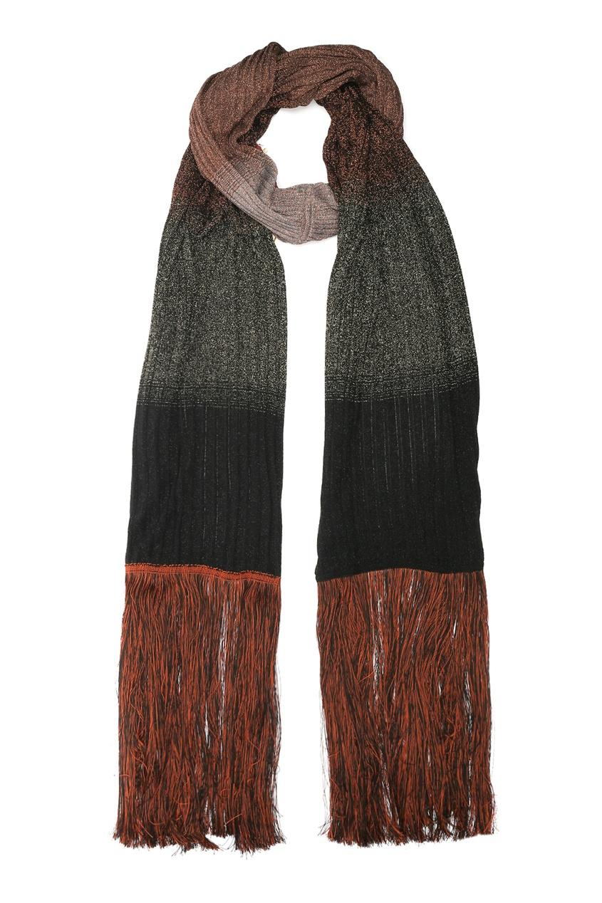 женский шарф marina rinaldi