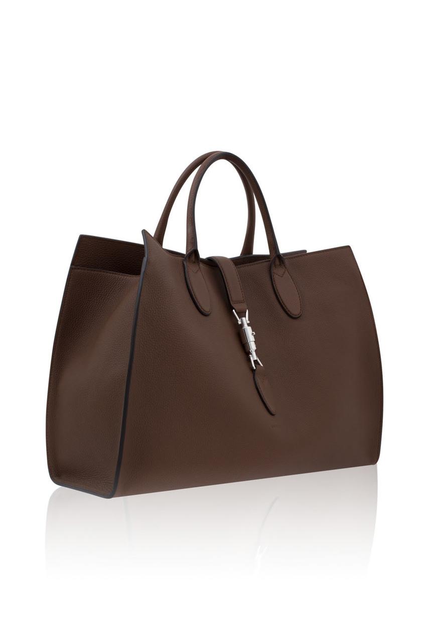 Кожаная сумка Jackie