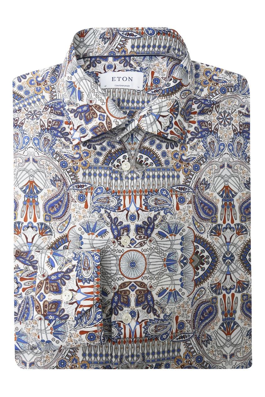 мужская рубашка eton