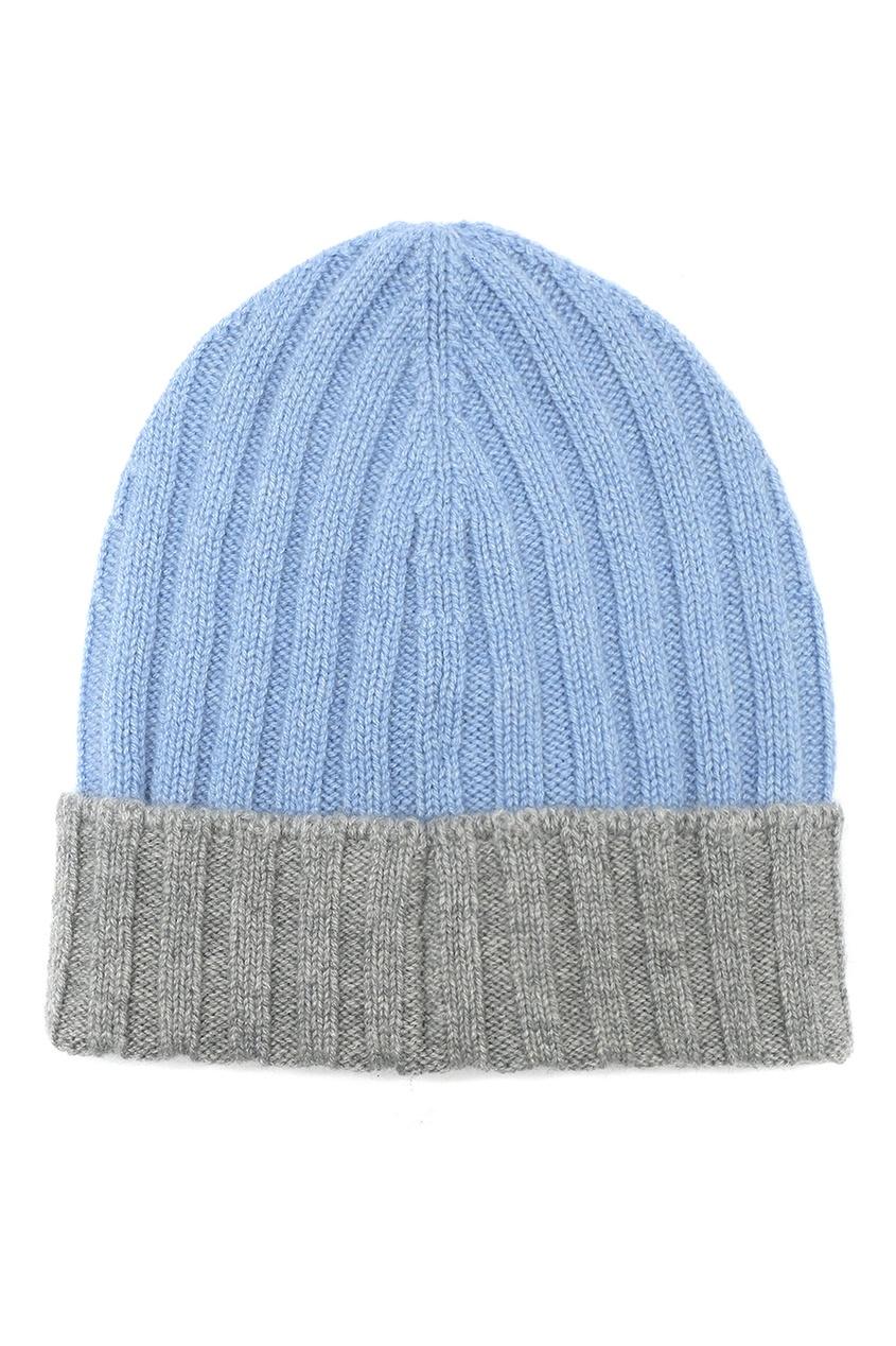 мужская шапка viadeste, синяя