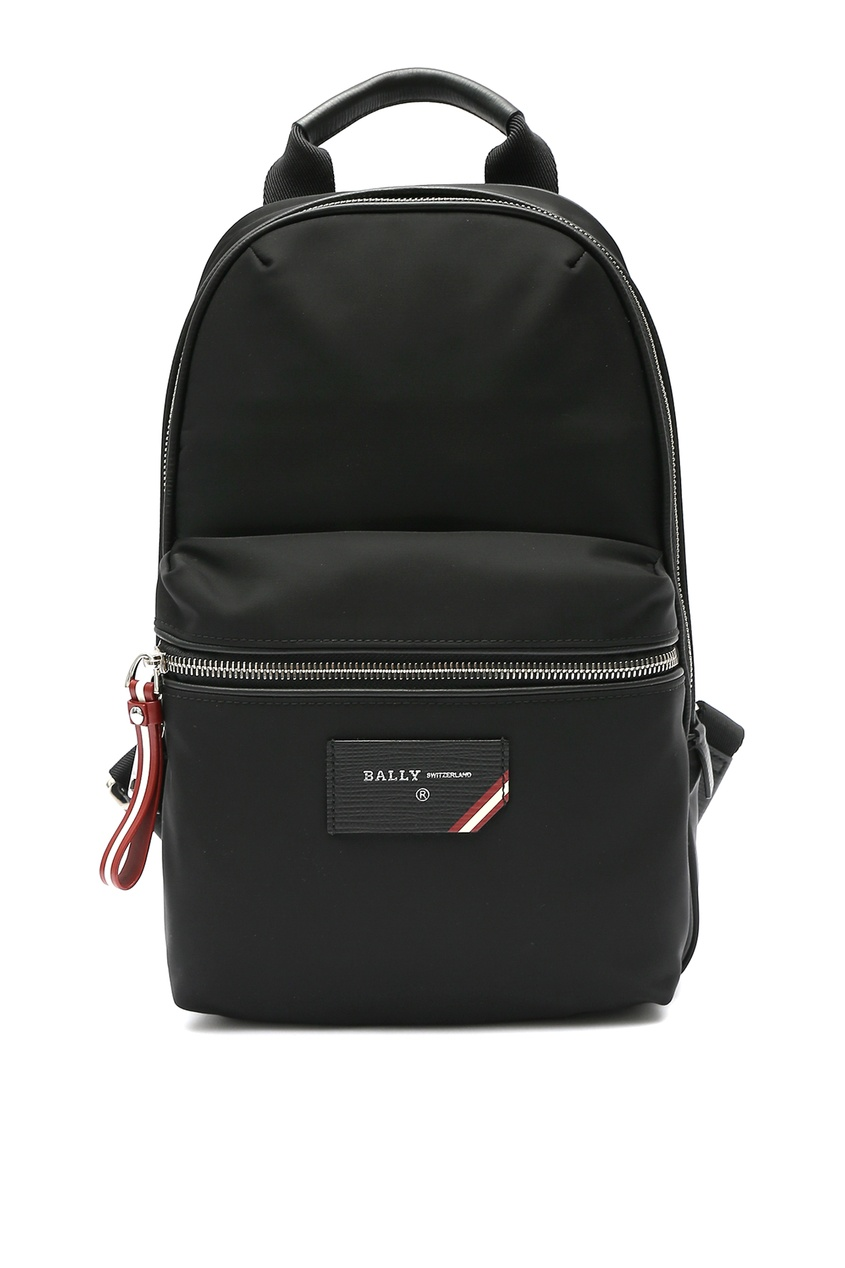мужской рюкзак bally, черный