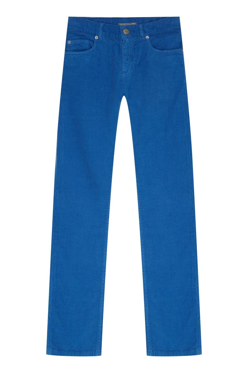 Голубые брюки на мальчика от Bonpoint