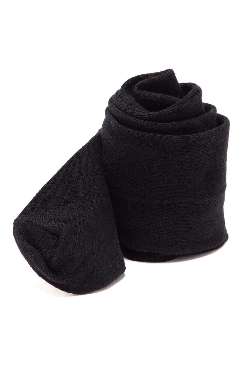 Детские черные колготы Bonpoint