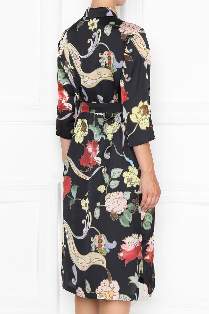 женское платье marina rinaldi, черное