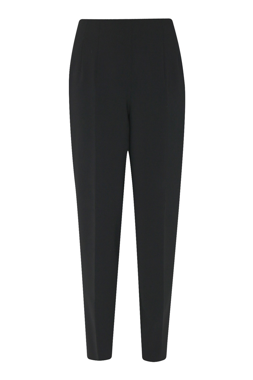 женские брюки moschino, черные