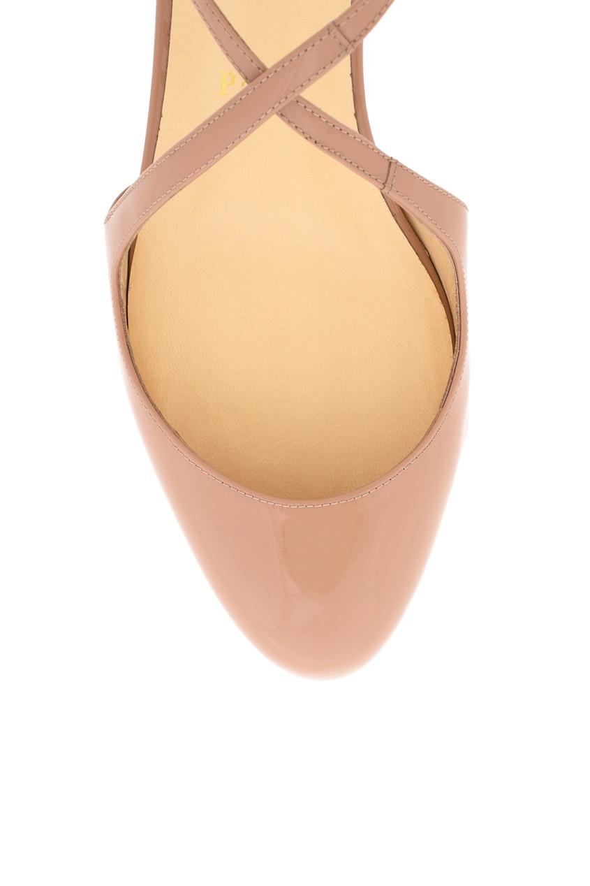 Туфли из лакированной кожи Balcross