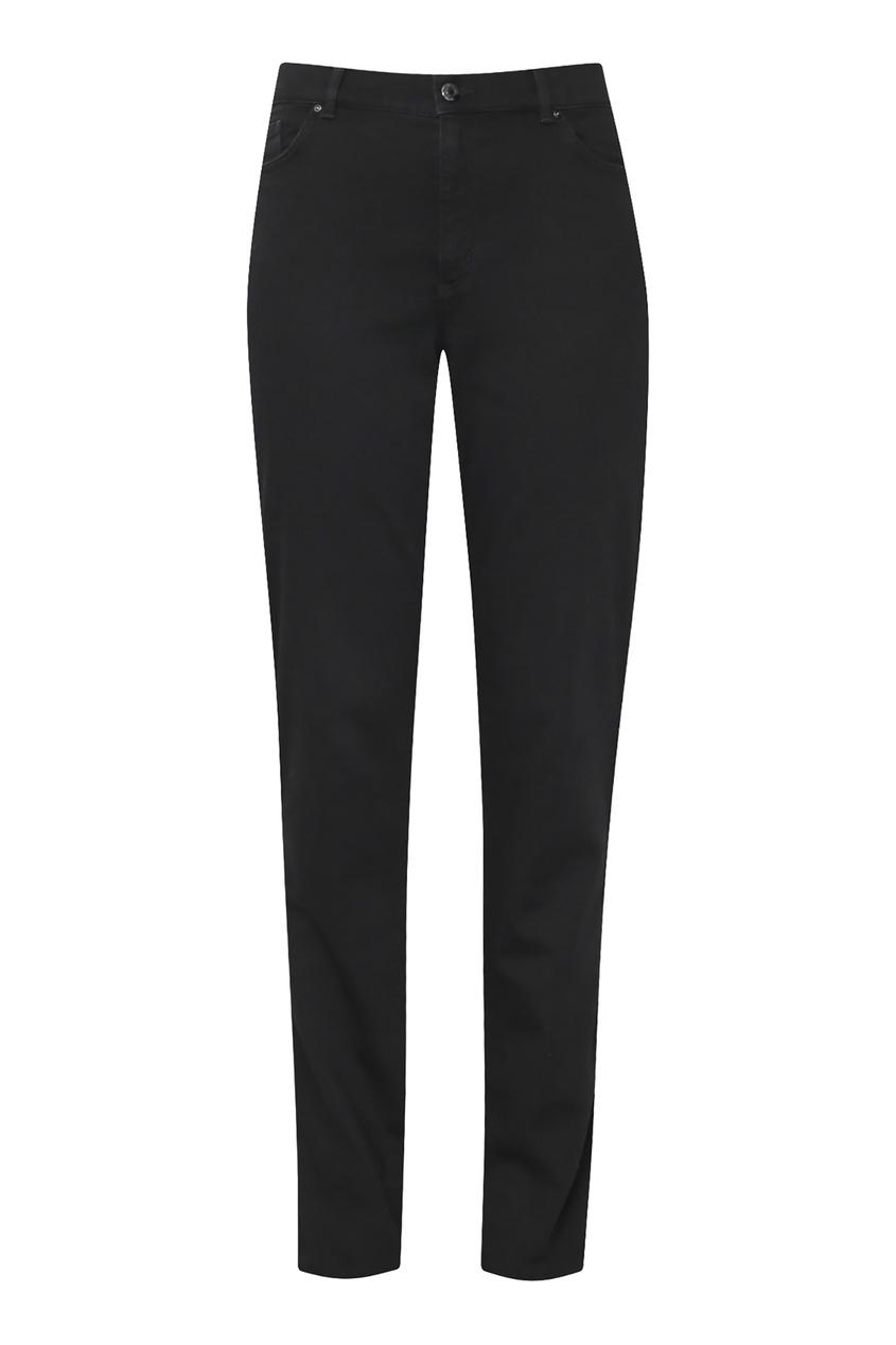 женские джинсы marina rinaldi, черные