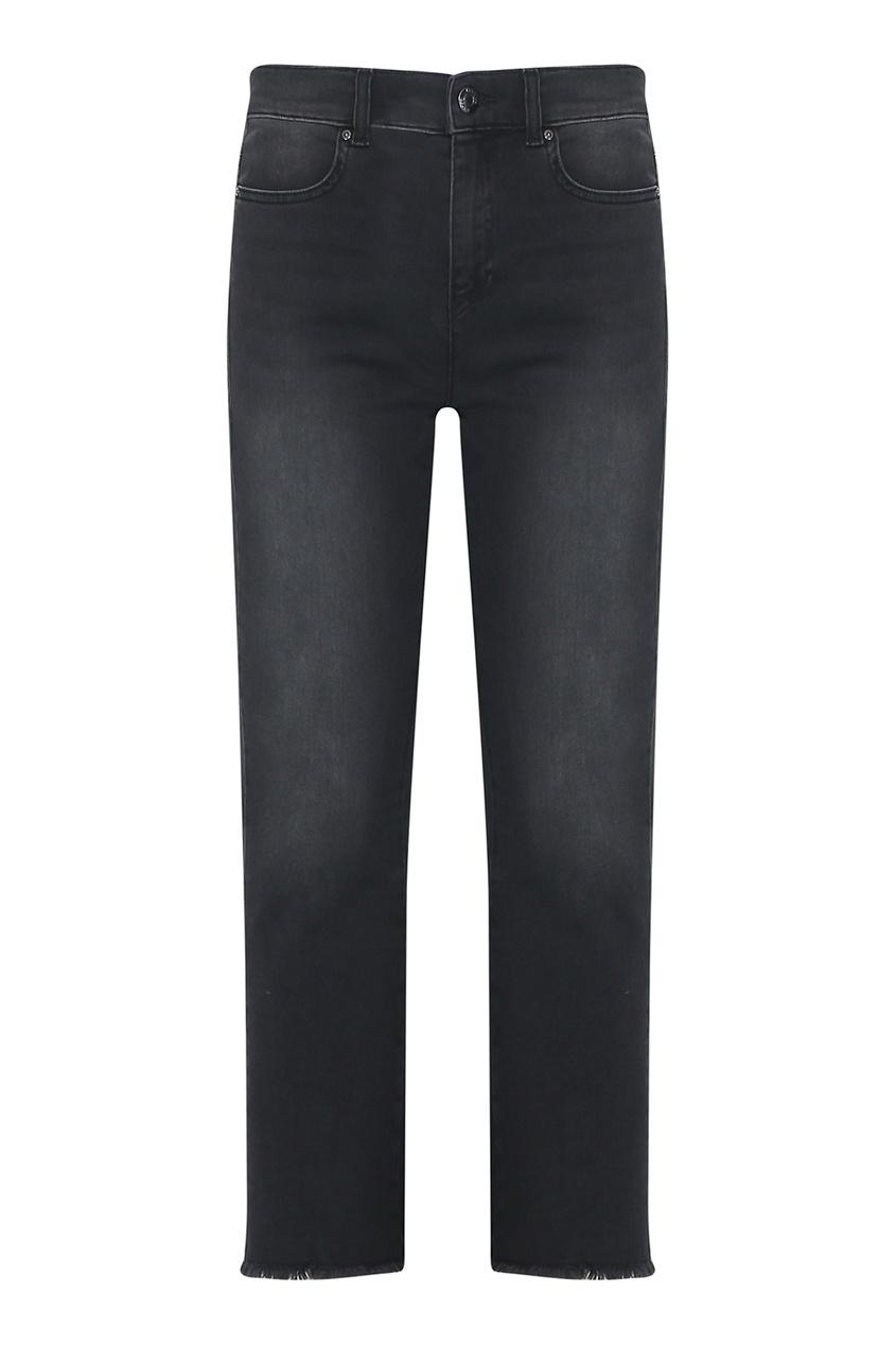 женские джинсы marina rinaldi, серые