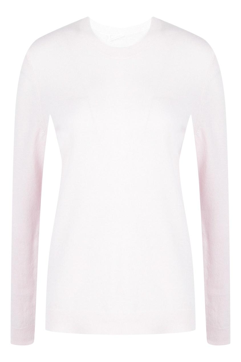 женский пуловер max & moi, розовый