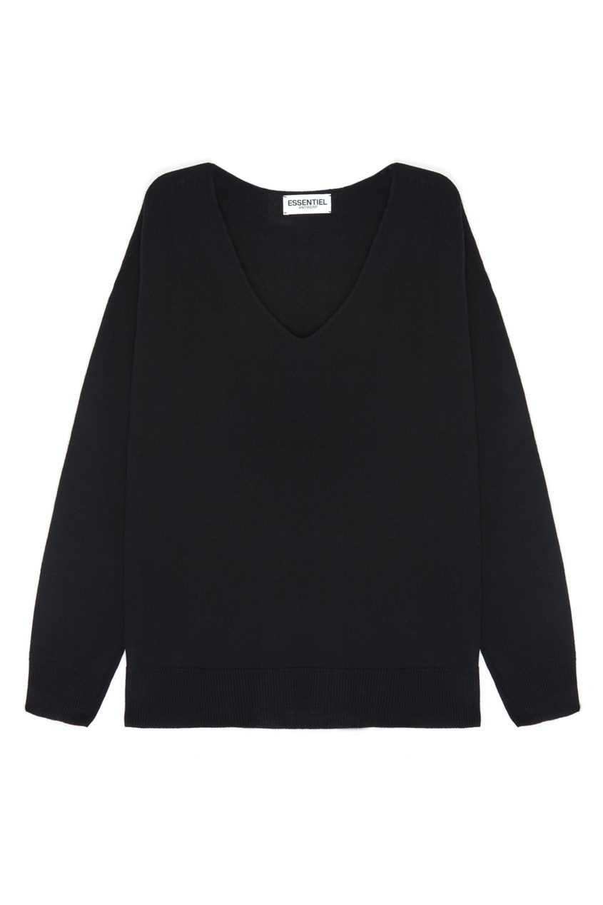 Пуловер из шерсти мериноса Kostas