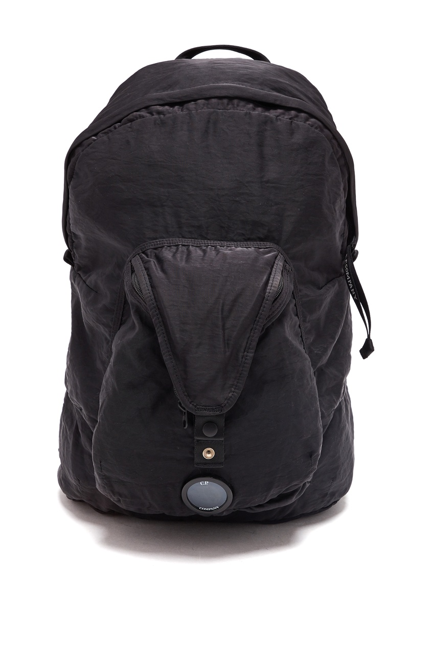 мужской рюкзак c.p. company, черный