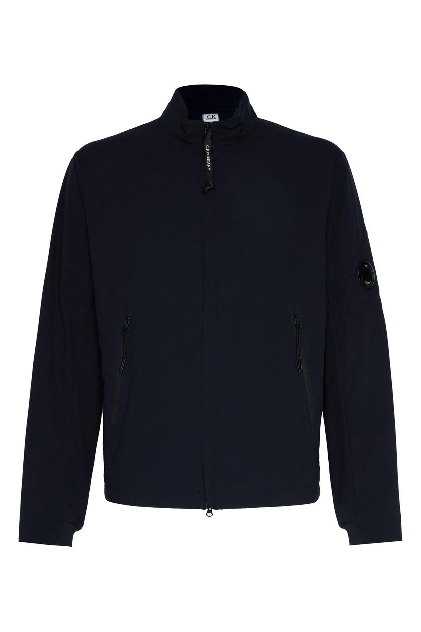 мужская легкие куртка c.p. company, синяя