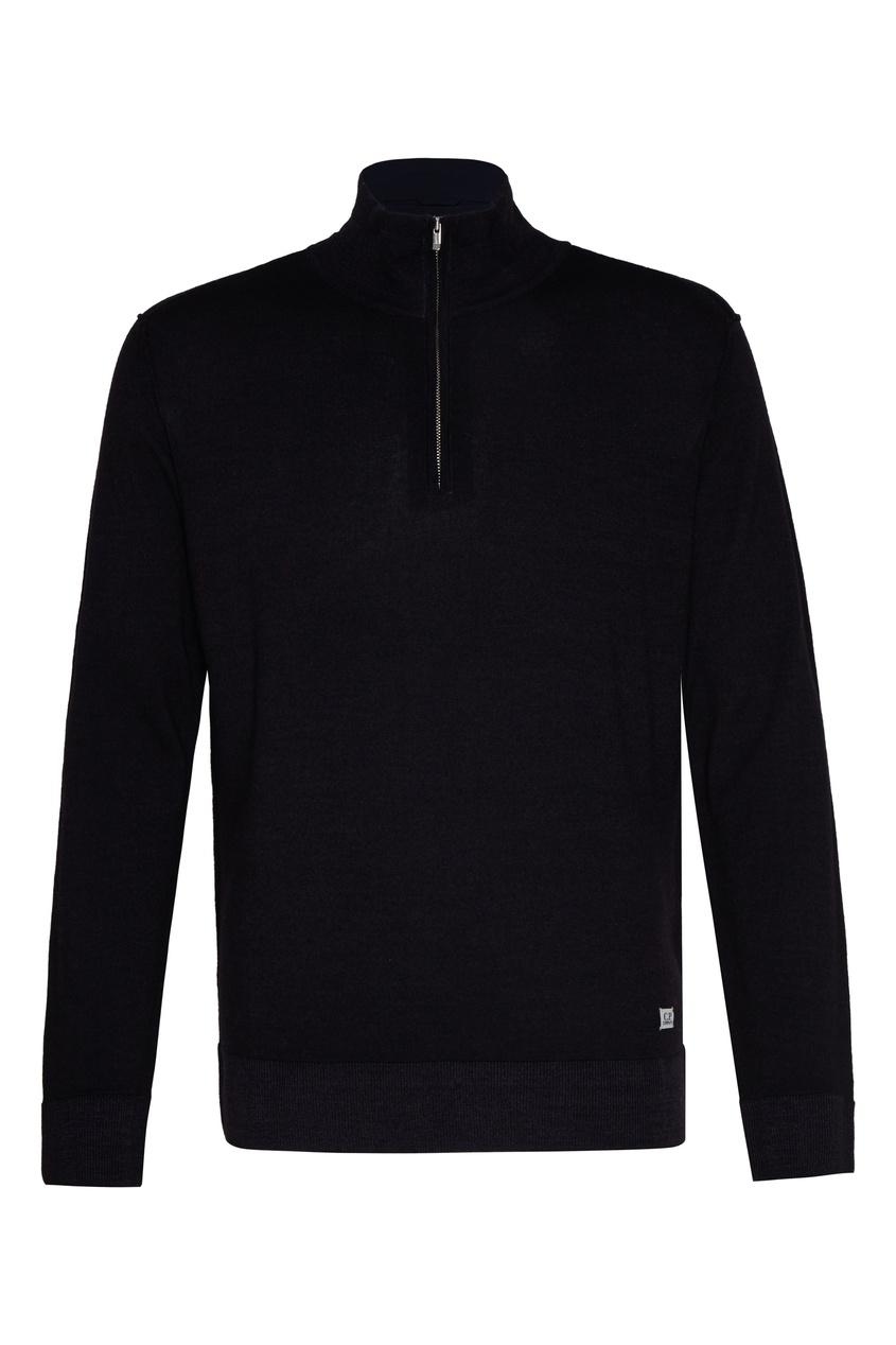 мужской шерстяные свитер c.p. company, синий