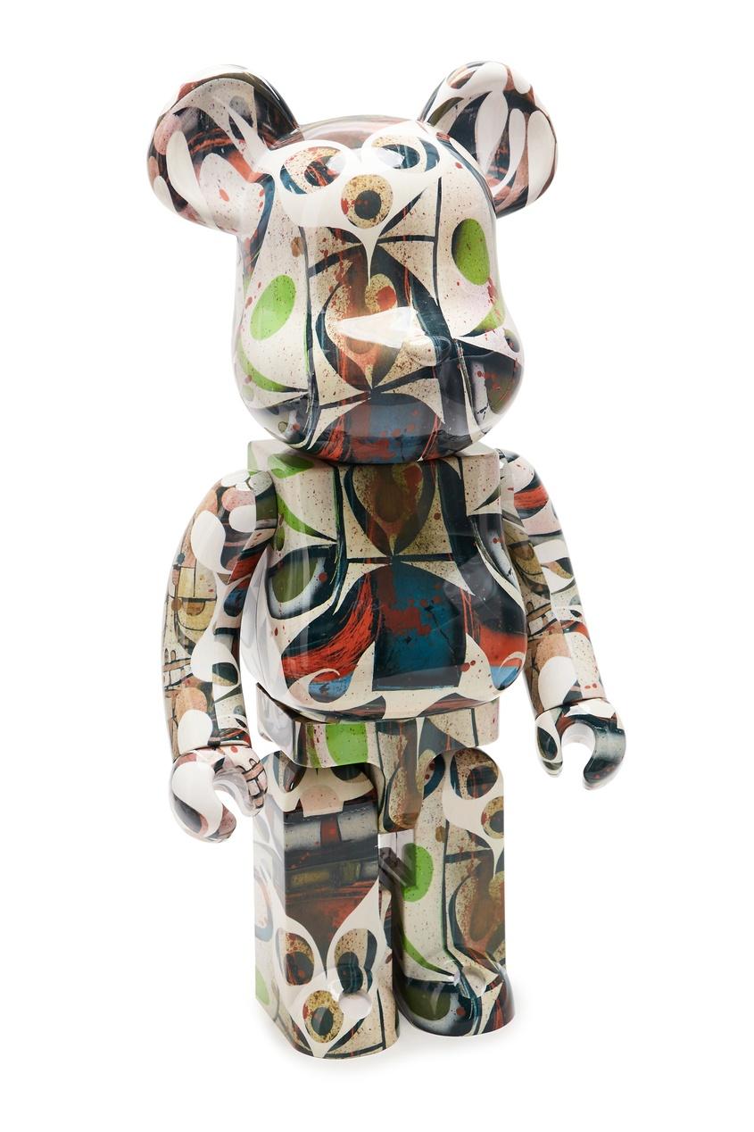 Статуэтка для интерьера Bearbrick Phil Frost 1000% Medicom Toy x Phil Frost