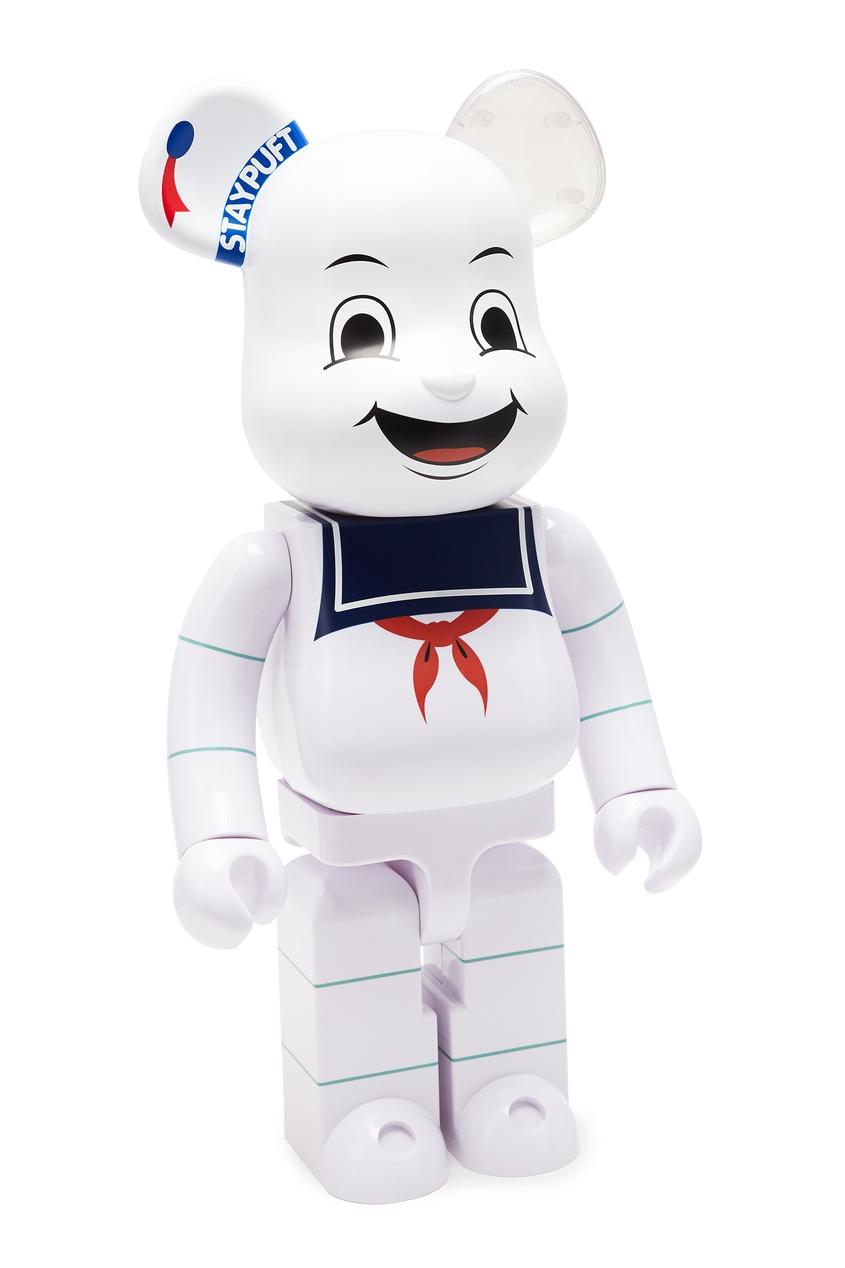 Статуэтка для интерьера Bearbrick Stay Puft Marshmallow Man 1000% от Medicom Toy