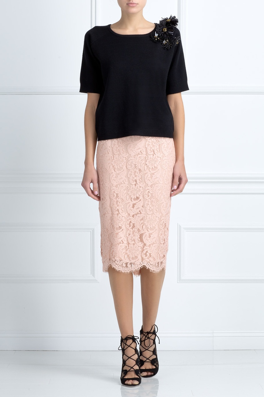 Кружевная юбка Kubus