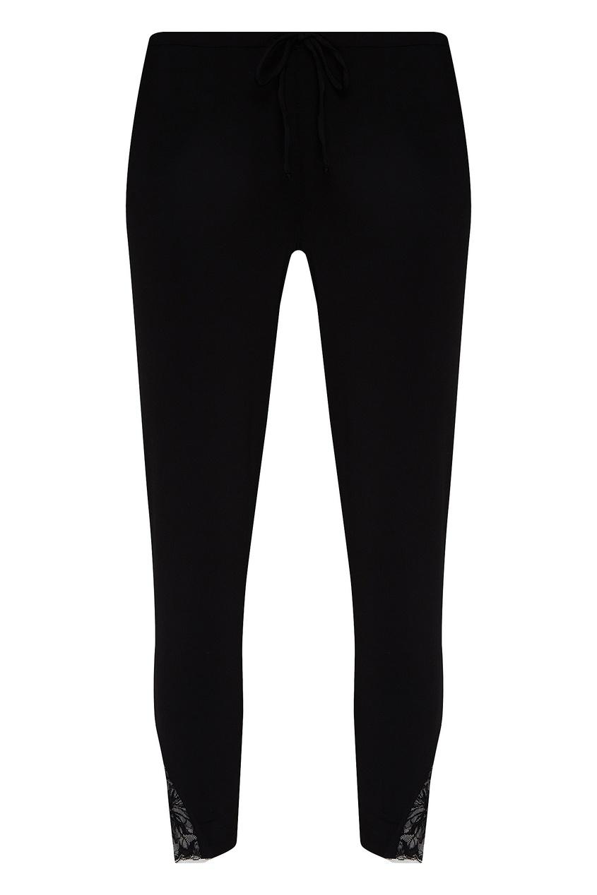 женские брюки la perla, черные