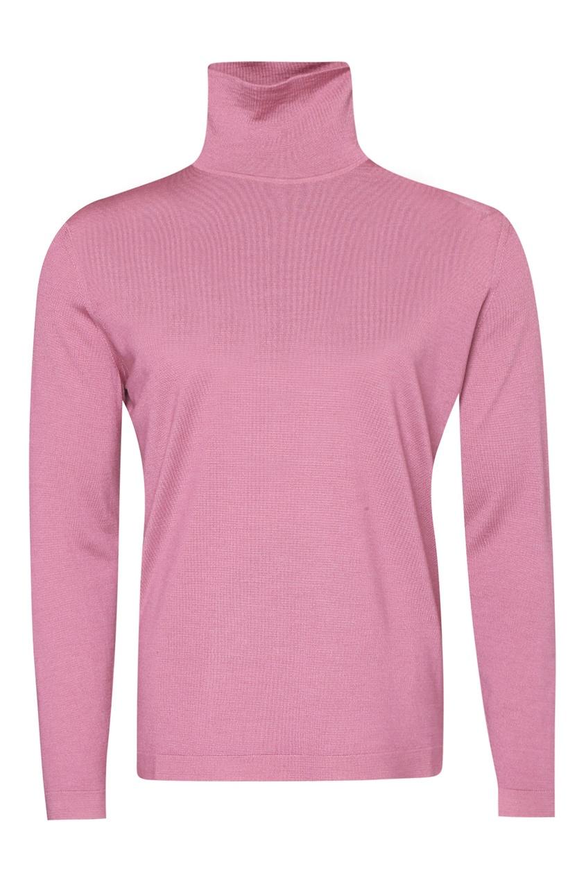 мужская водолазка lardini, розовая