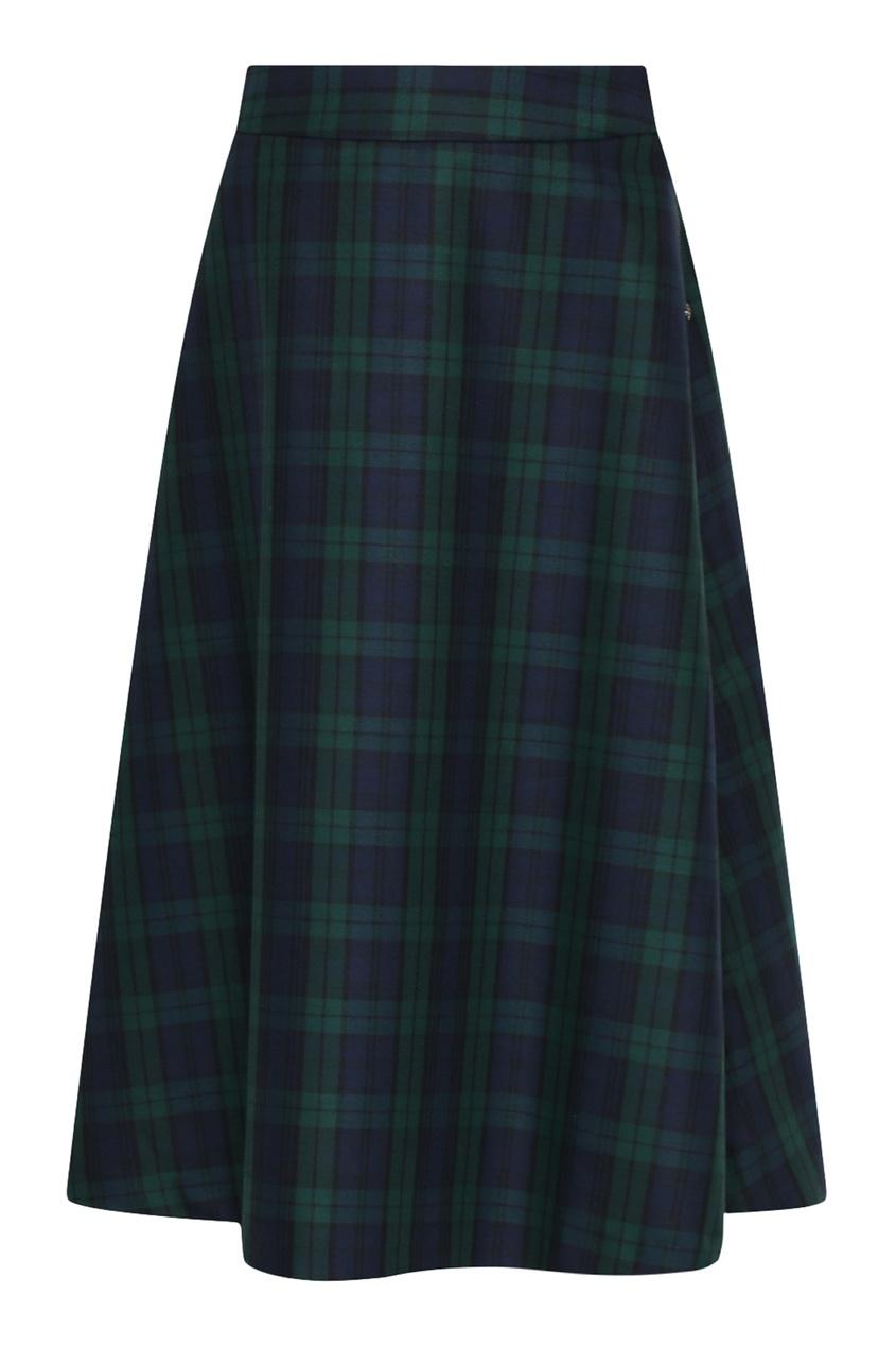 женская юбка в клетку bosco fresh
