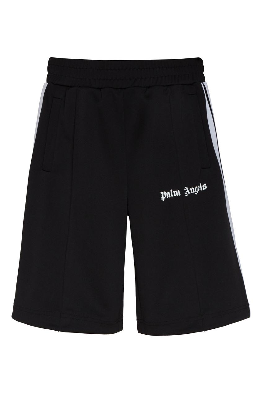 мужские шорты palm angels, черные