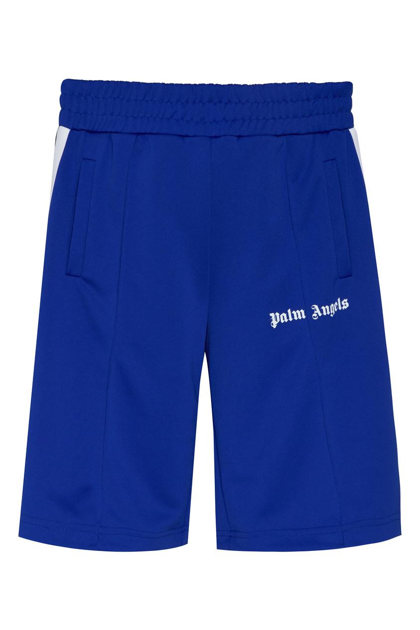 мужские шорты palm angels, синие