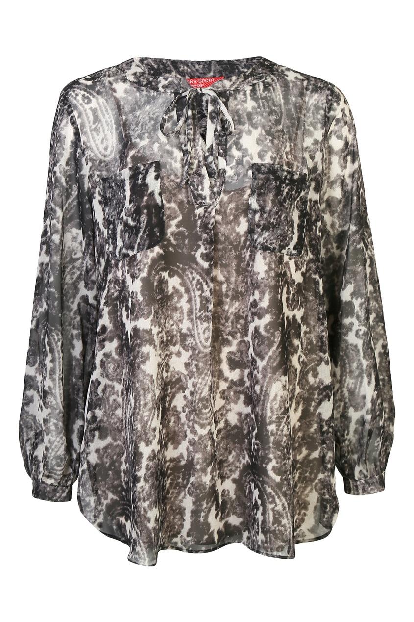 женская блузка marina rinaldi