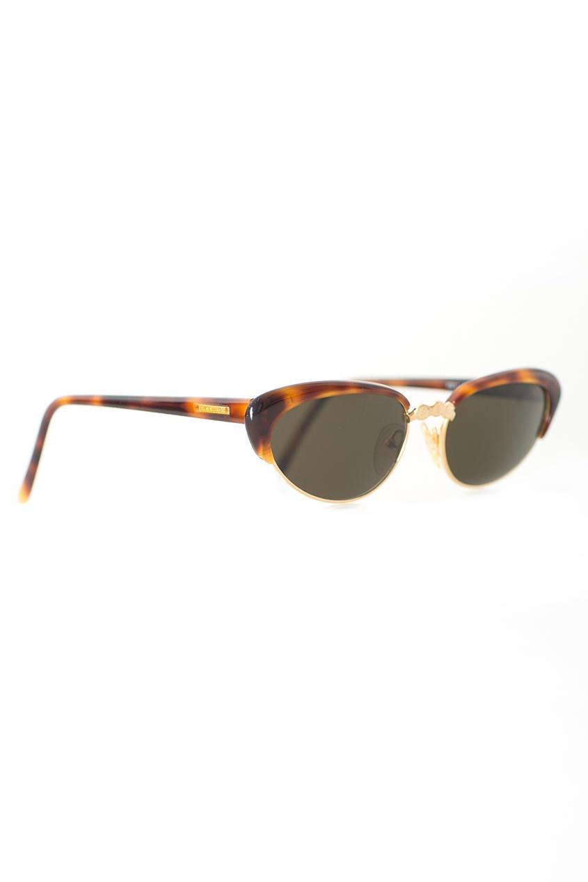 купить Fendi Vintage Солнцезащитные очки дешево
