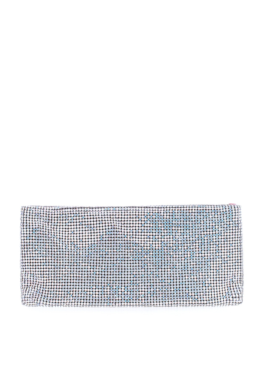 Клатч с кристаллами Maykimay crystal strass