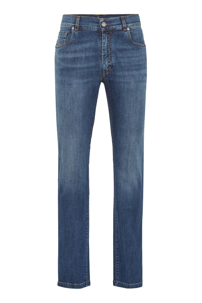 мужские джинсы billionaire, синие