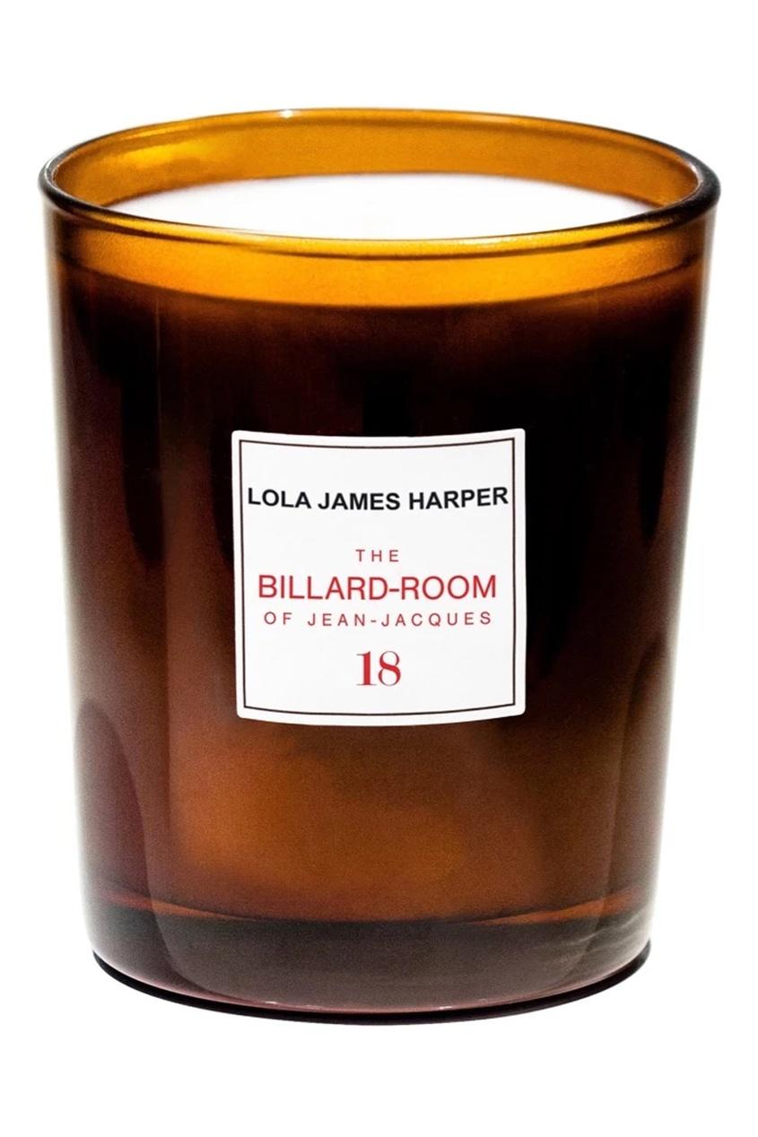 Ароматическая свеча The BILLARD-ROOM of Jean-Jacques #18, 190 g фото