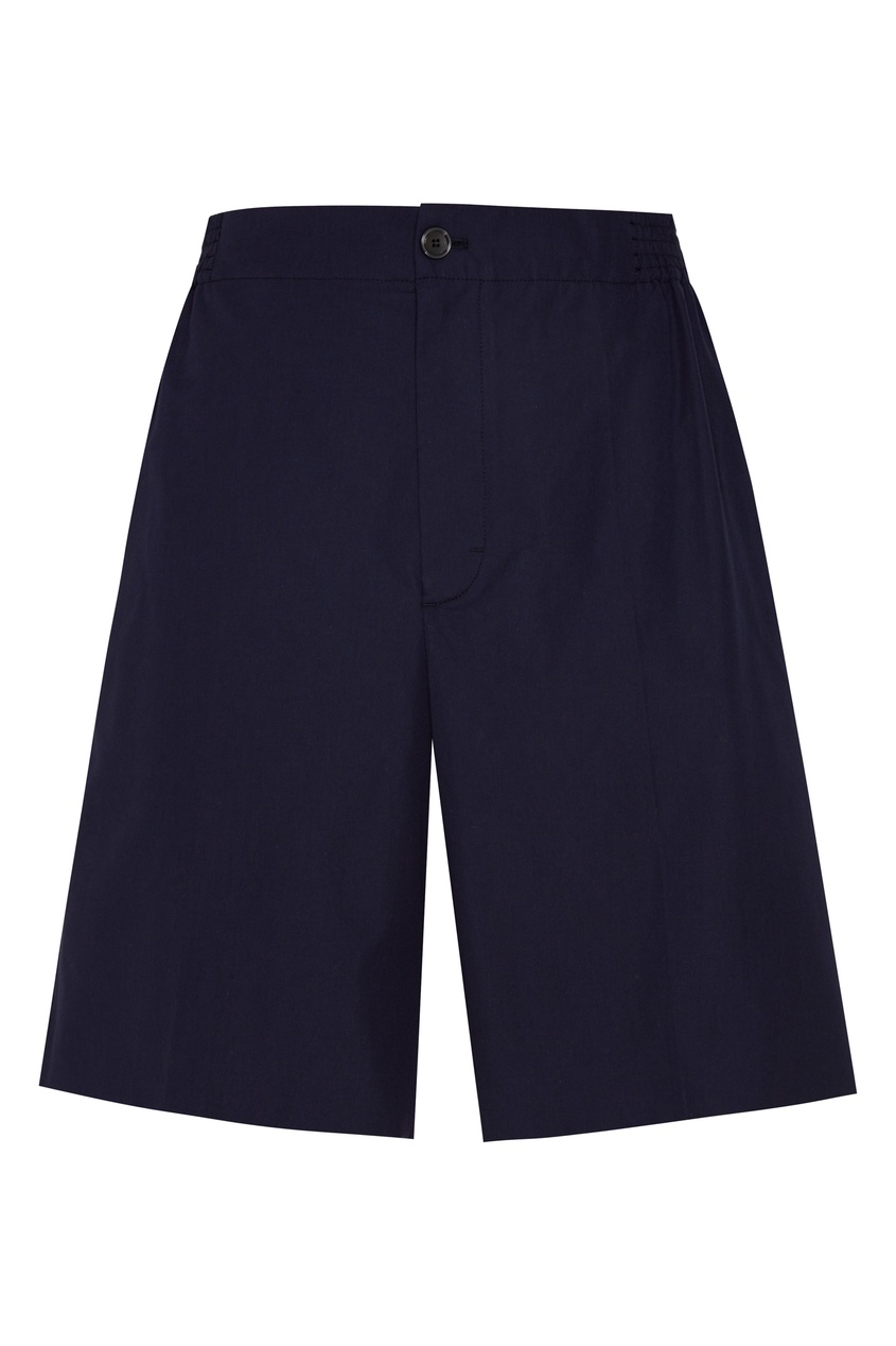 мужские шорты gucci, синие