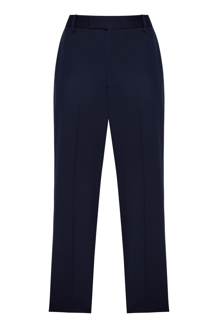 мужские брюки gucci, синие