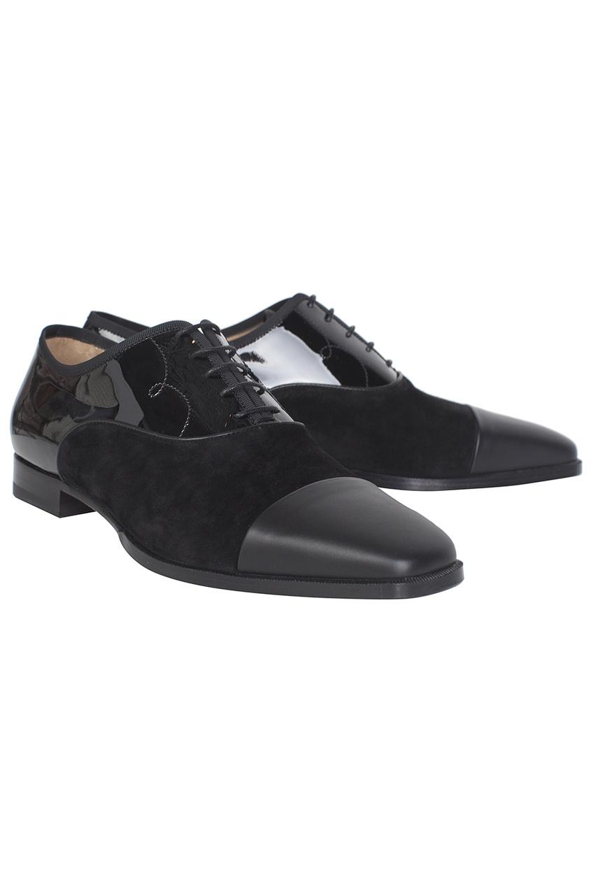 Мужские туфли Olympio Flat