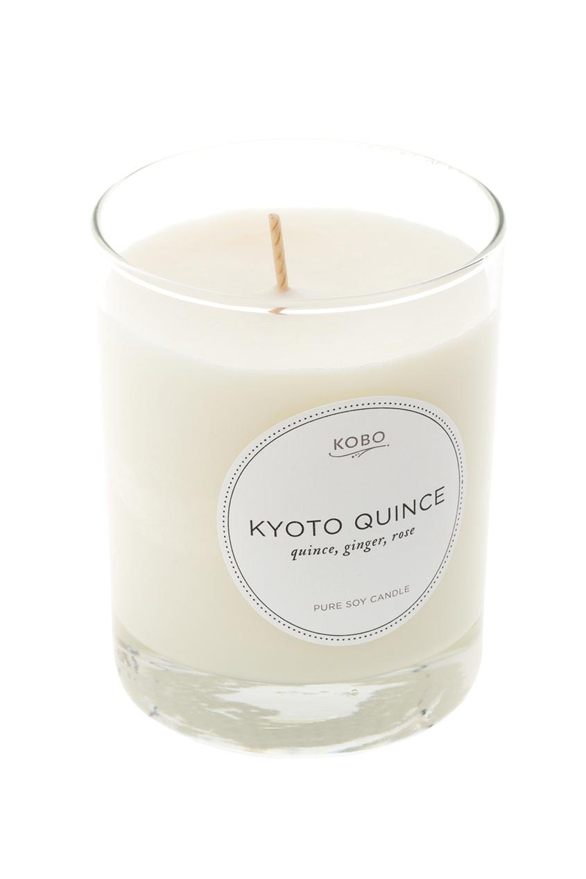 Ароматическая свеча Kyoto Quince
