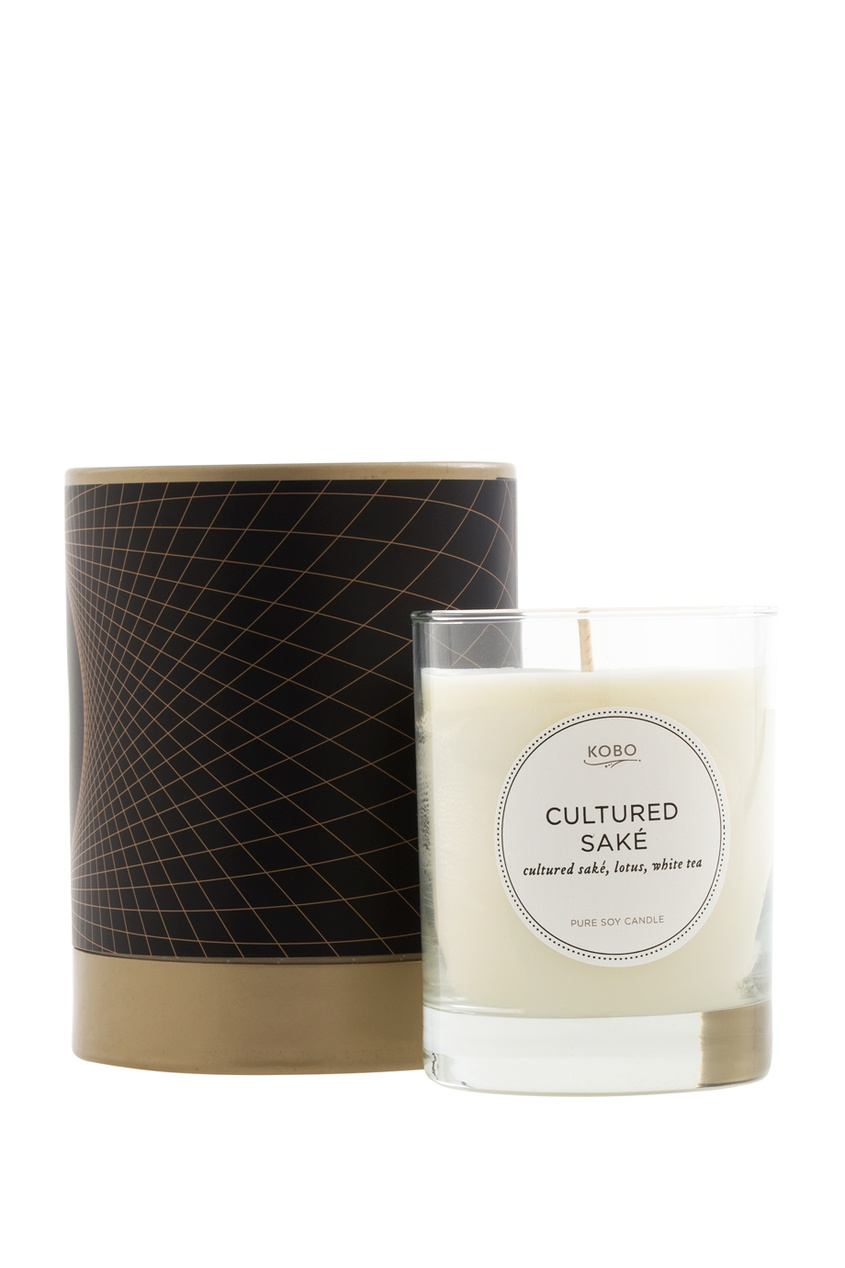Ароматическая свеча Cultured Sake
