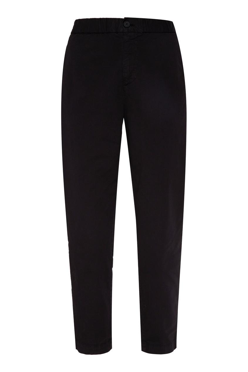 мужские брюки dirk bikkembergs, черные