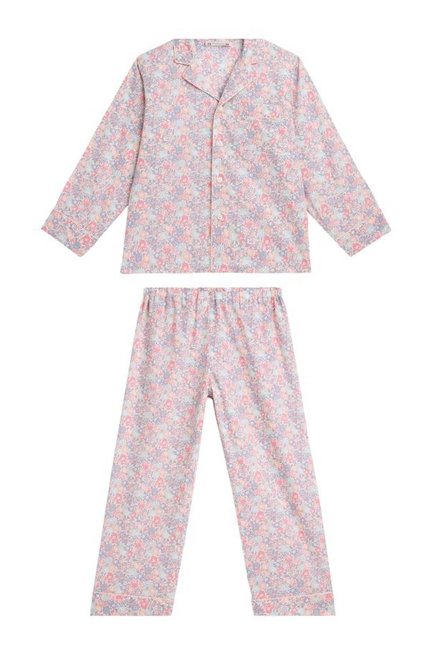 Разноцветная пижама от Bonpoint