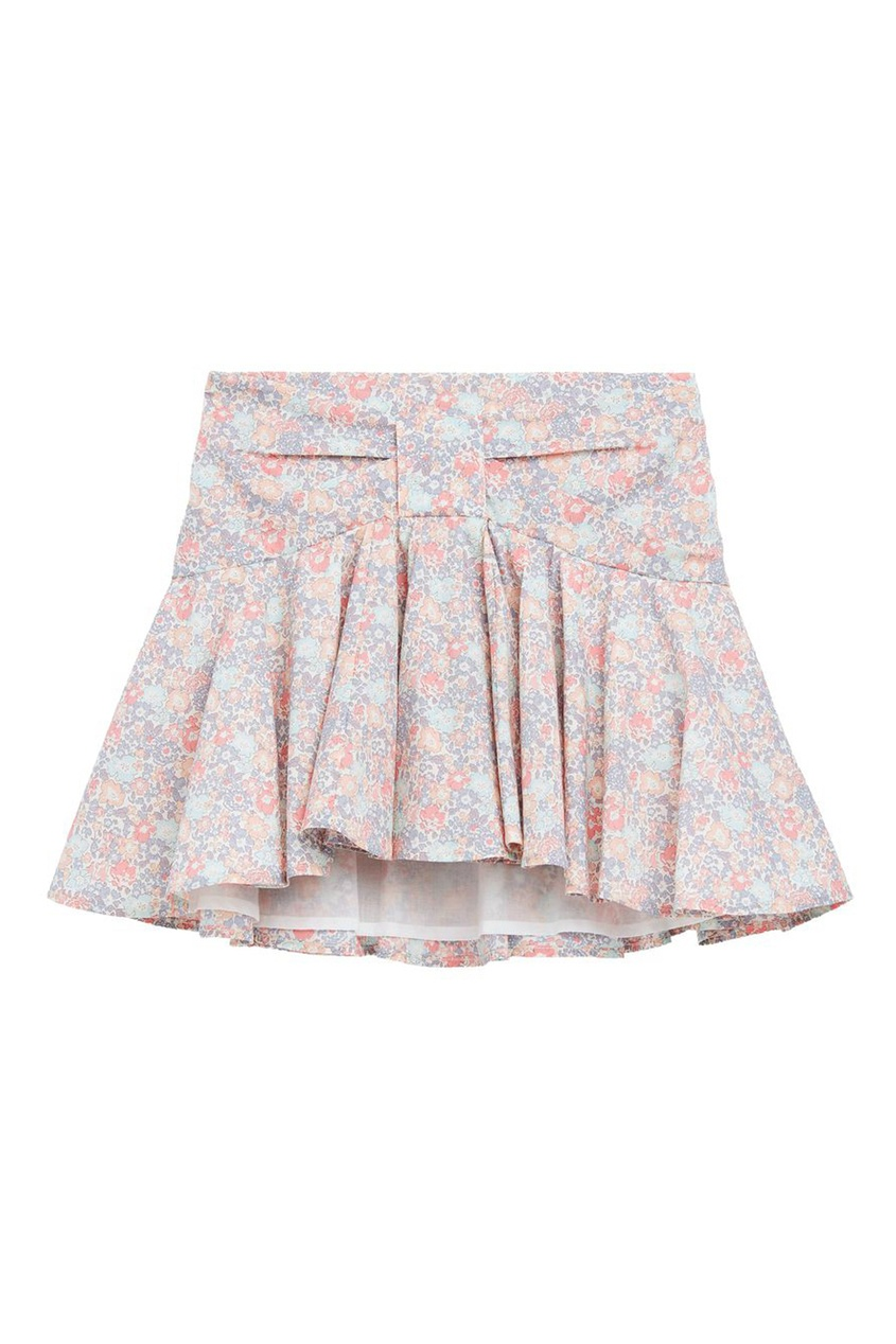 женская юбка bonpoint, розовая