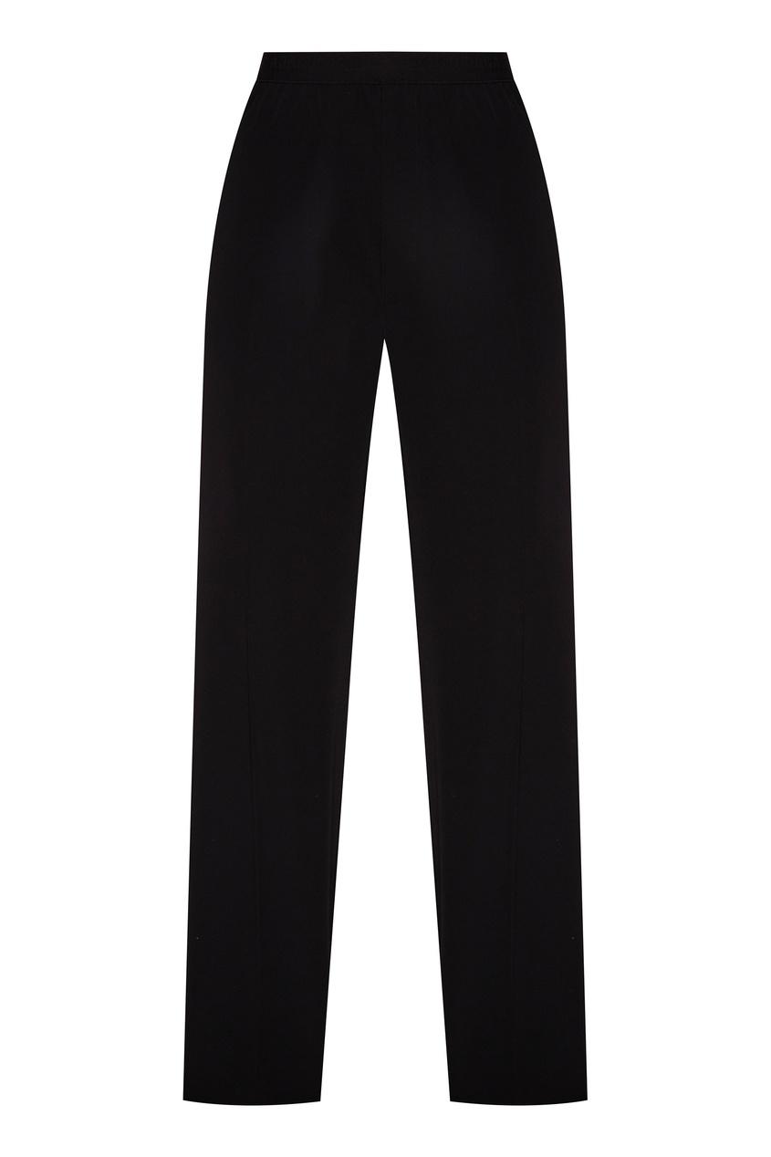 мужские широкие брюки balenciaga, черные