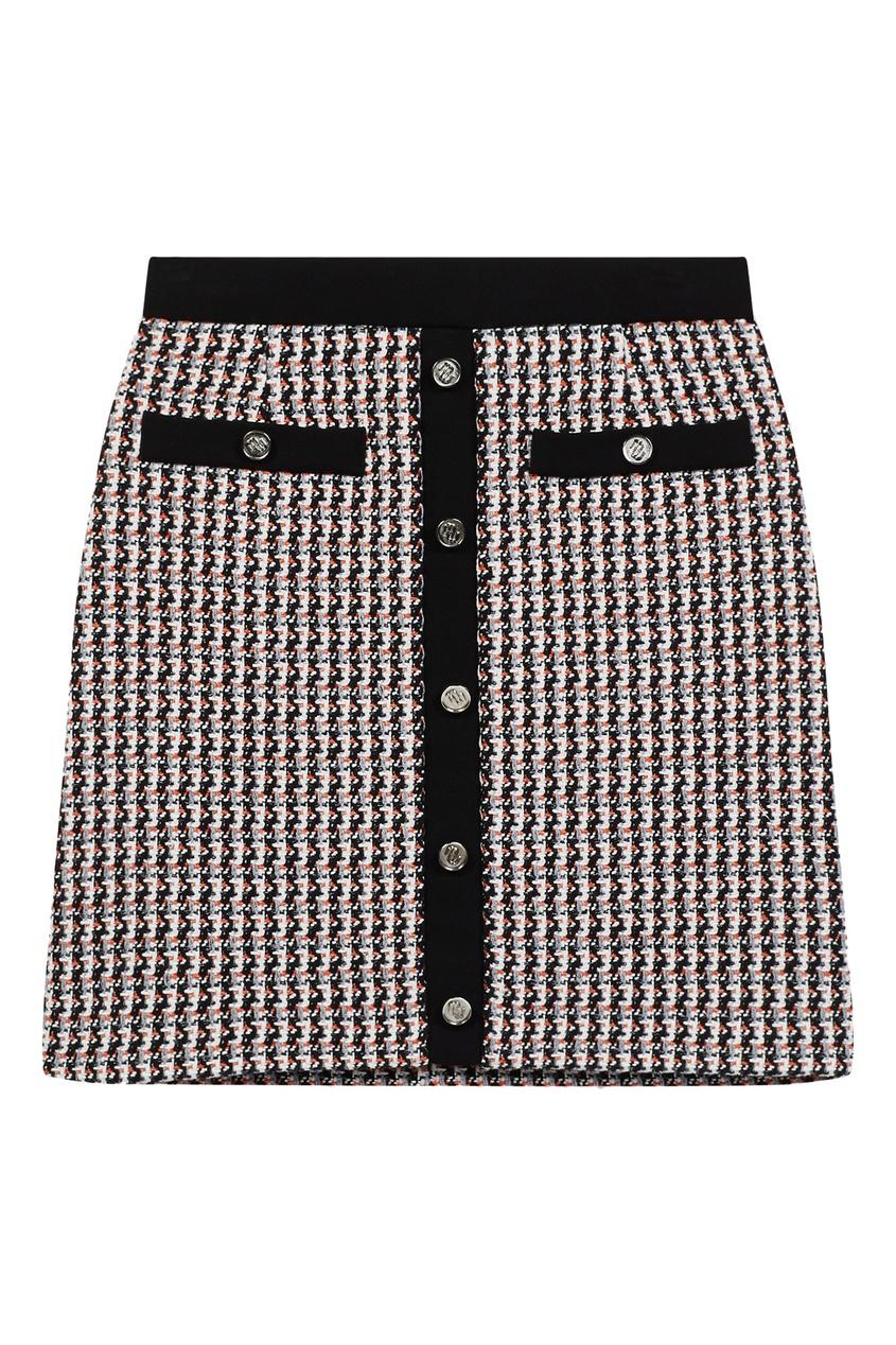 женская юбка мини maje