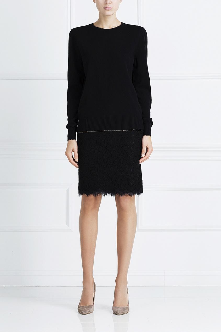 Diane von Furstenberg Кружевная юбка Cloe