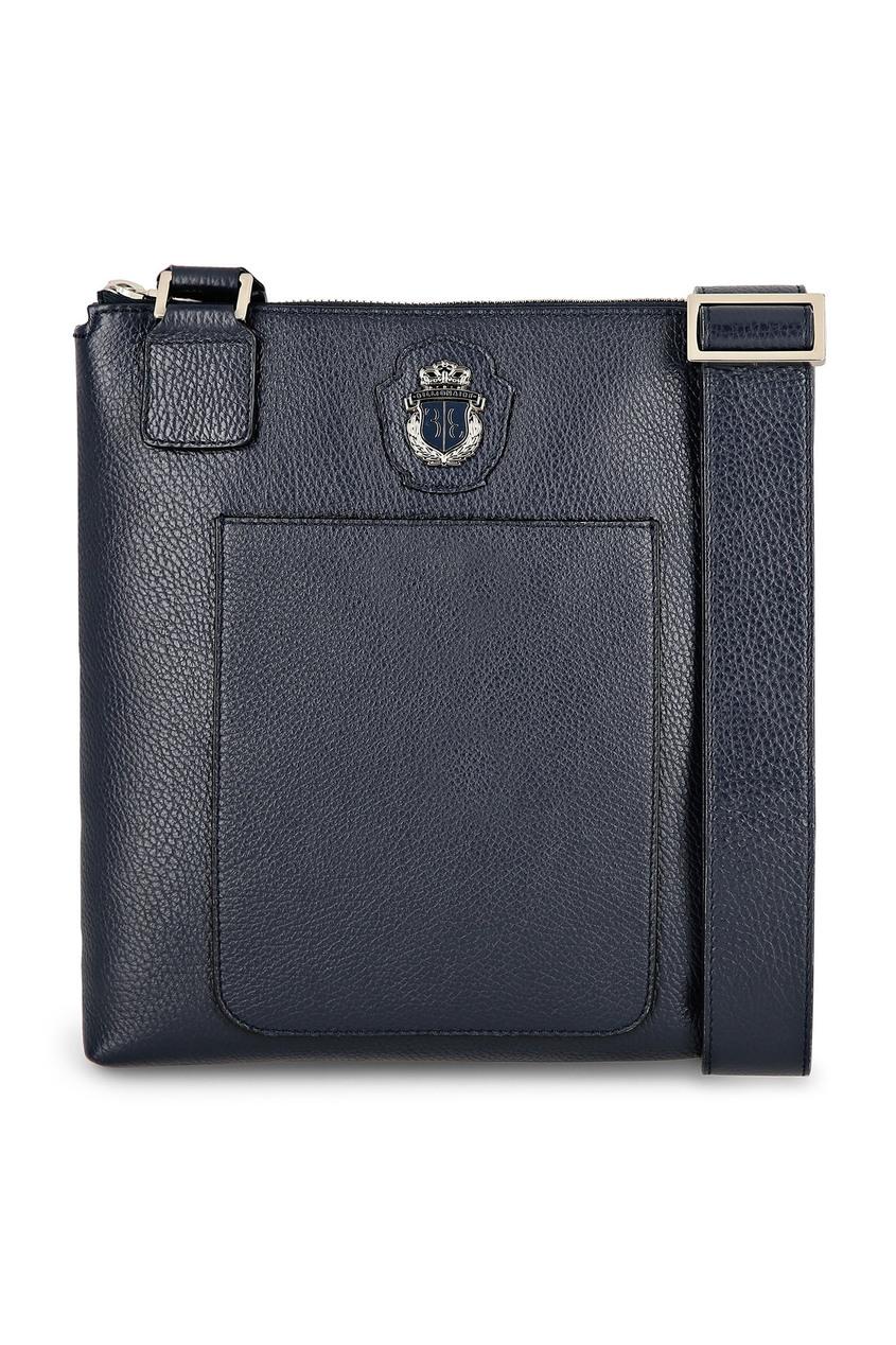 мужская сумка billionaire, синяя