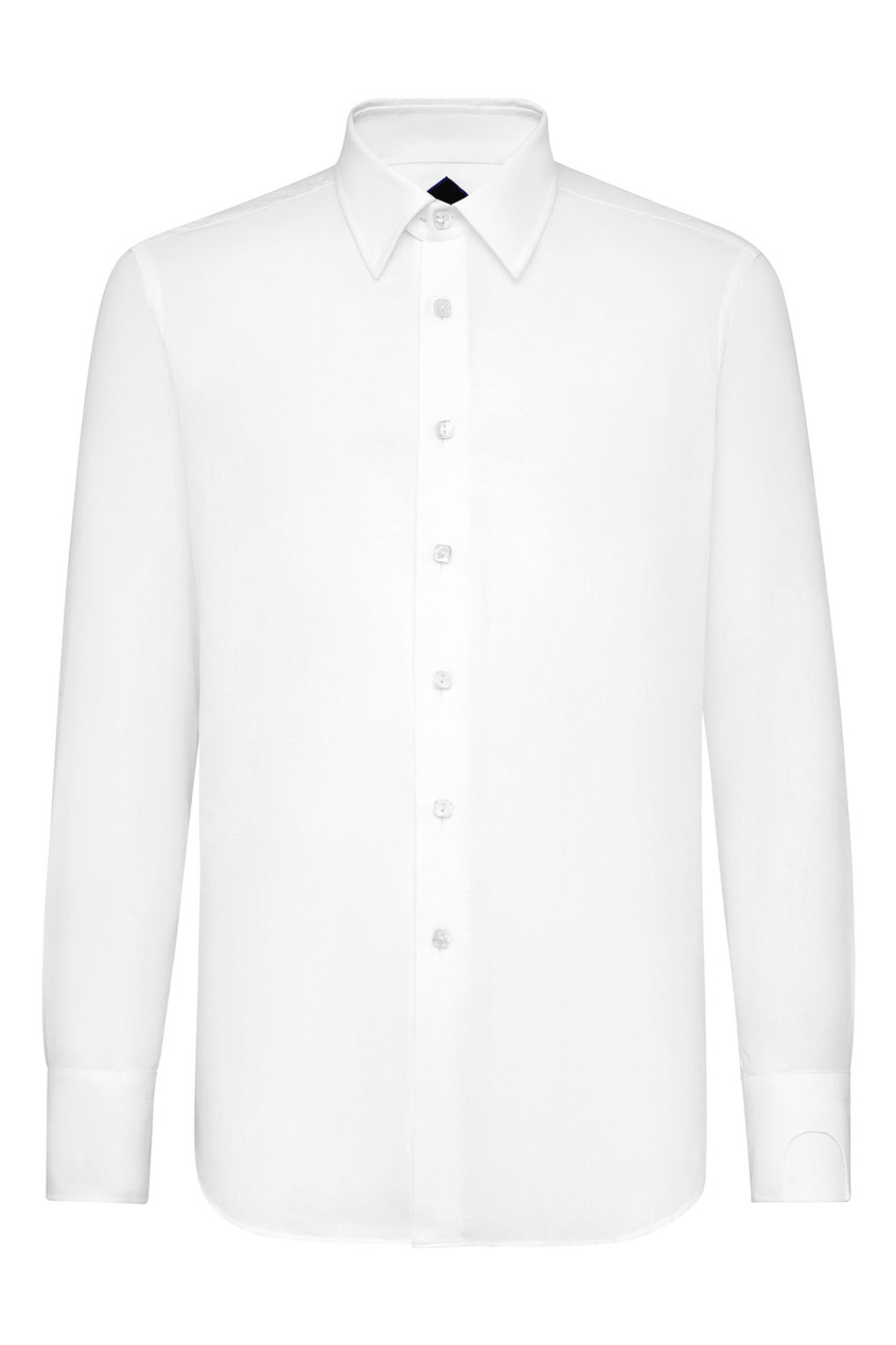 мужская рубашка billionaire, белая