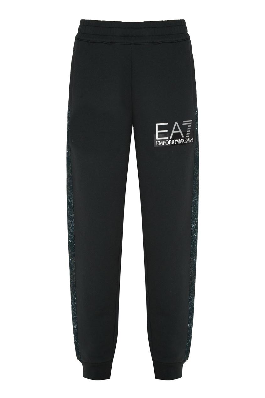 мужские брюки emporio armani, серые