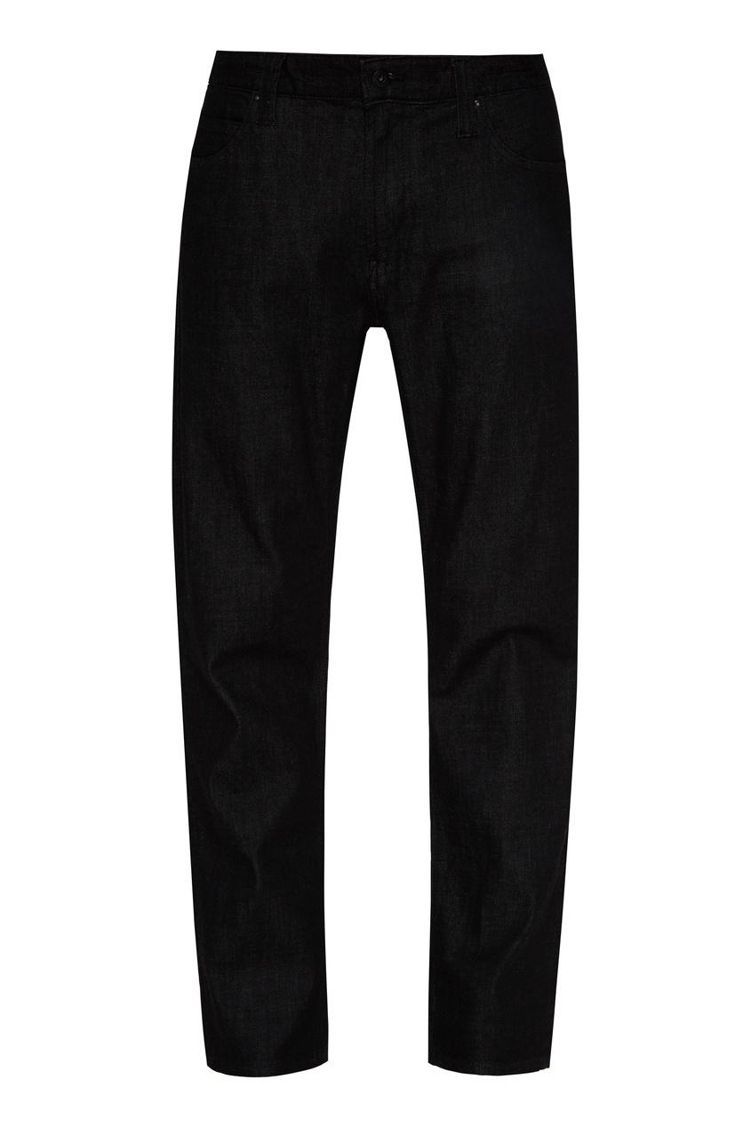 мужские джинсы emporio armani, черные