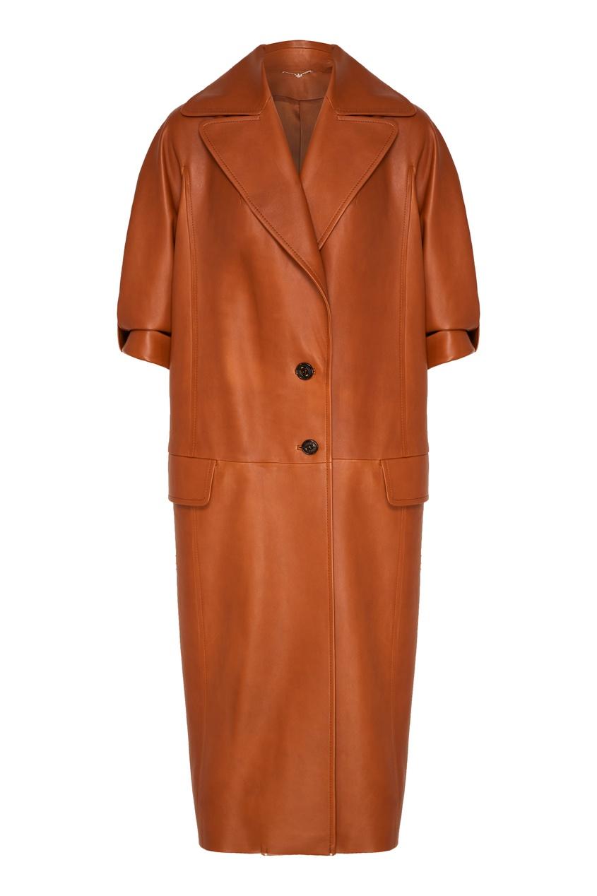 женский тренч yana dress, коричневый