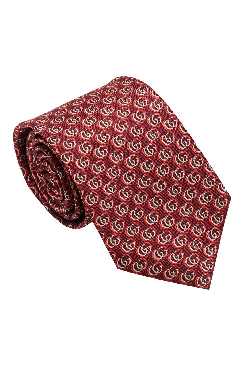 мужские галстуки и бабочки gucci, красные