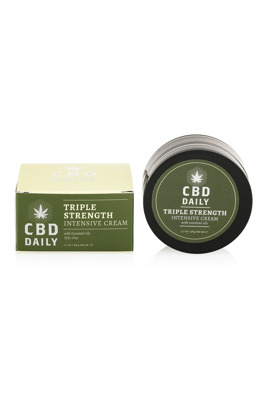 CBD Daily Intensive Cream Triple Strength